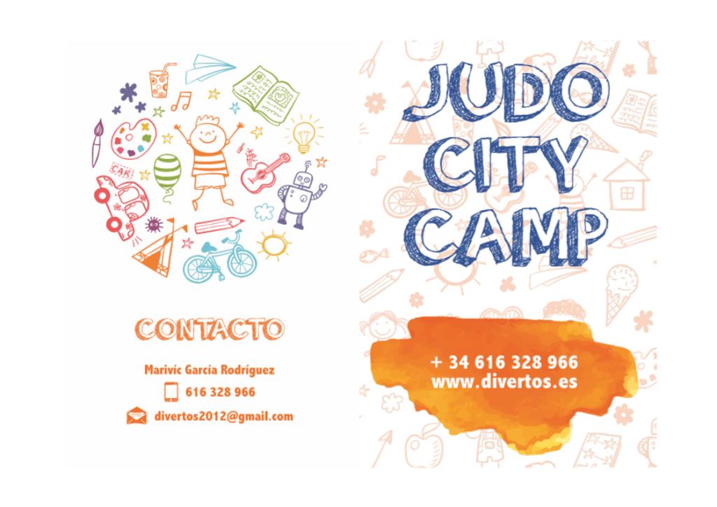 Judo City Camp